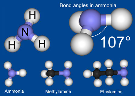 Chemical Ideas 13 8 Amines and amides