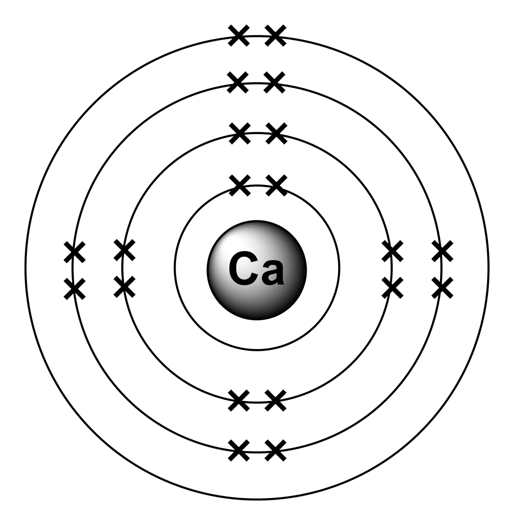 calcium atom related keywords