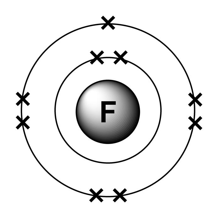 Fluorine - Table of Elements by Shrenil Sharma